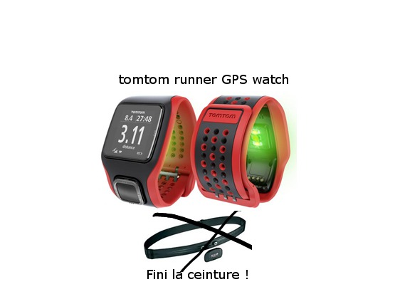 marti sports neuch tel actualit montre tomtom runner gps watch. Black Bedroom Furniture Sets. Home Design Ideas